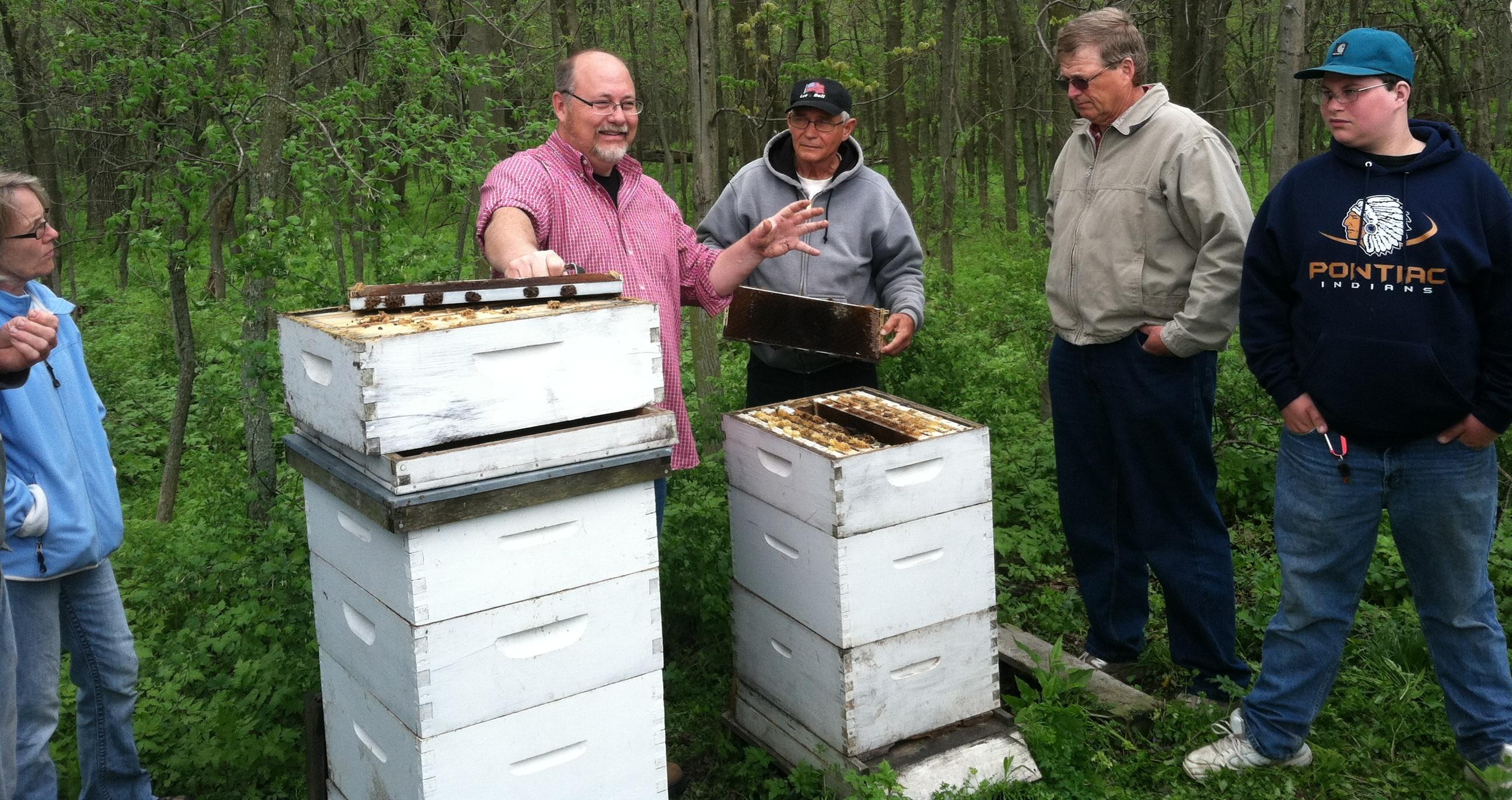Beekeeping 5-13 four